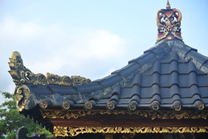 Typical roof