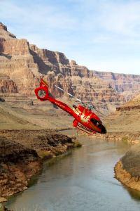 Vôo panorâmico pelo Grand Canyon- Arizona
